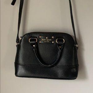 Kate Spade // Black Mini Bag